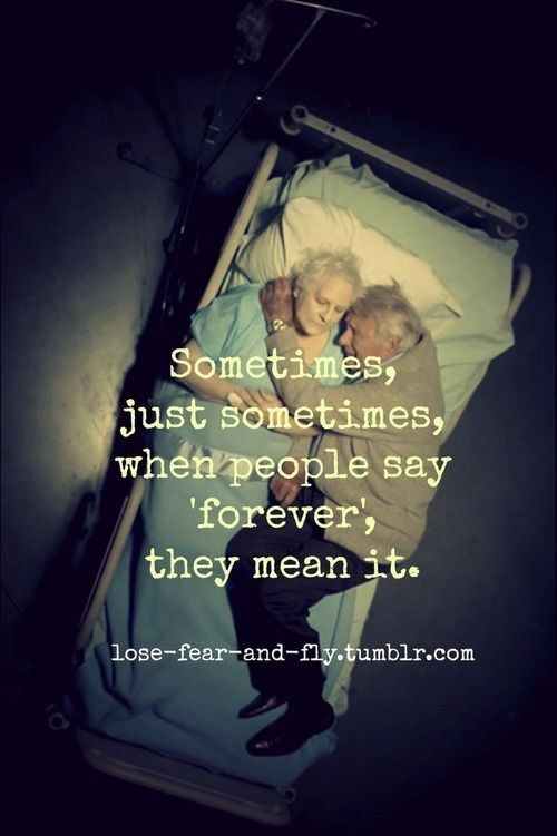Forever, and I mean it. ❤❤❤
