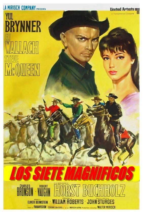 Los 7 magnificos (The Magnificent Seven) 1960