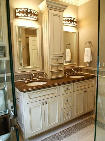 French Country Bathroom By Elayne Gebert Asid