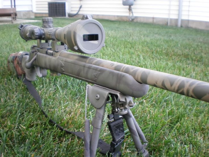 Sniper Tricks & Tips - Scopes. This trick can be used on bino's and spotting scopes too!