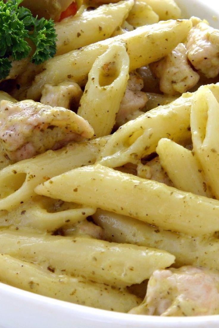 Chicken piccata pasta sauce recipe