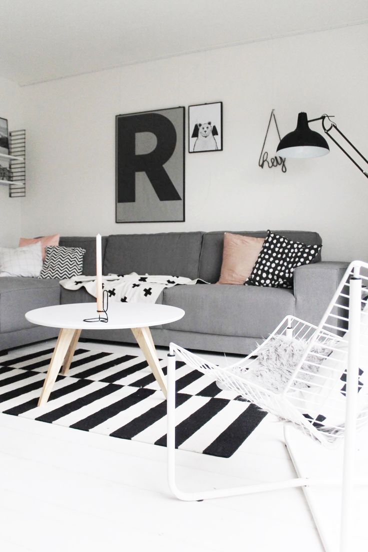 Monochrome Living Room Decorating 197 Best Images About Lounge Room On Pinterest Grey Living