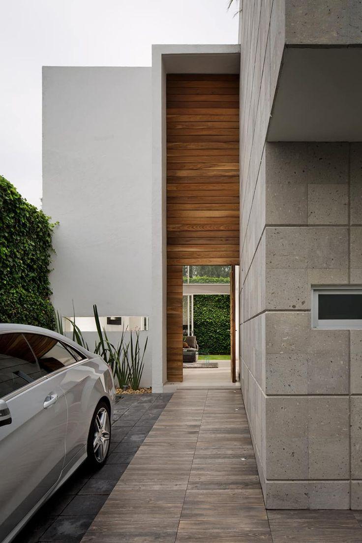 Valencia - Micheas Arquitectos: Paredes y pisos de estilo moderno por Micheas Arquitectos