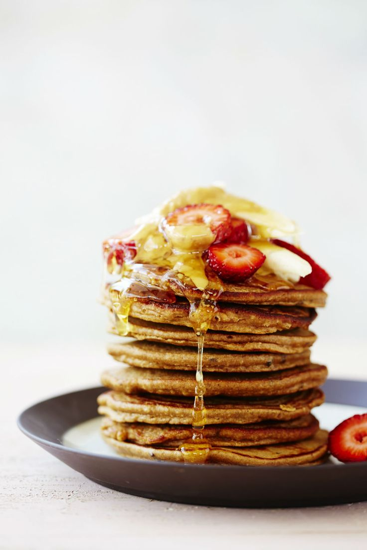 Not a fan of batter but still want to get flipping on pancake day? Try this delicious gluten-free alternative by health and fitness guru Lorna Jane