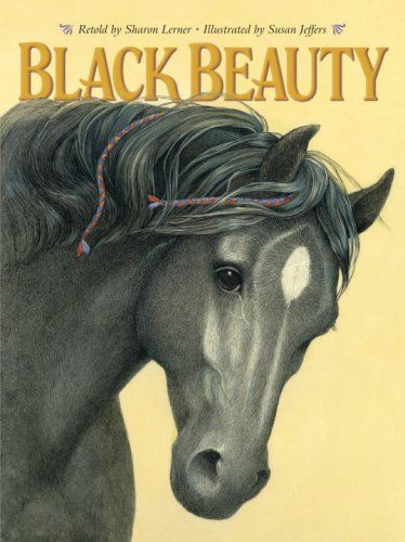 black beauty book cover - Google Search