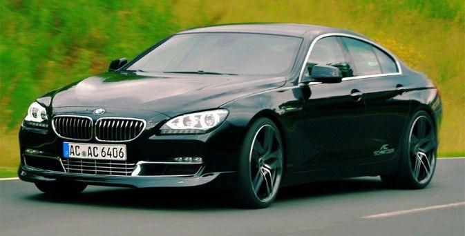 Esportividade + Sofisticação = Série 6 Gran Coupé, da BMW.