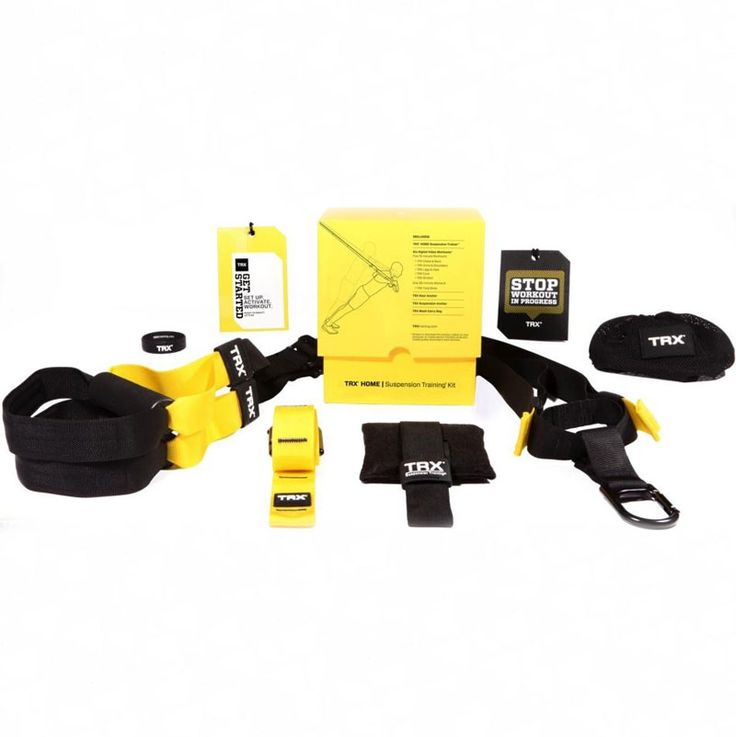 TRX Home Suspension Trainer Kit at Newitts.com