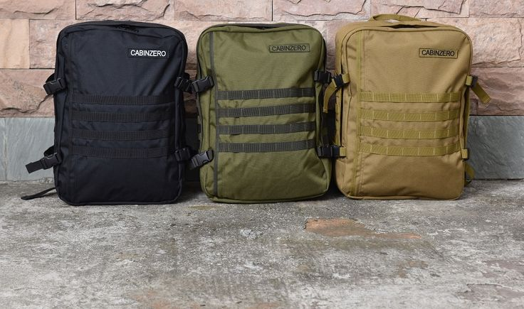 Change your travelling experience forever with a CabinZero bag. — theversion