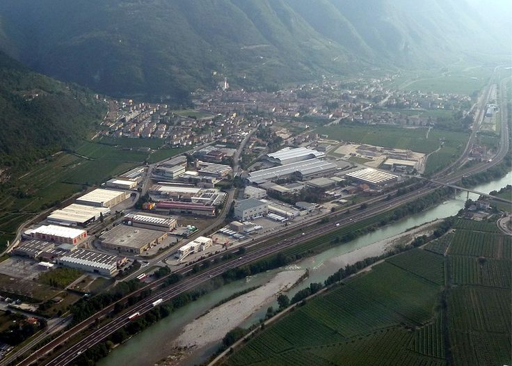 Ala zona industriale