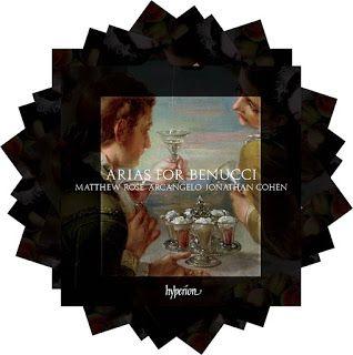 Matthew Rose Arias for Benucci  with Katherine Watson, soprano & Anna Devin, soprano  Arcangelo Jonathan Cohen, conductor  Hyperion, 2015