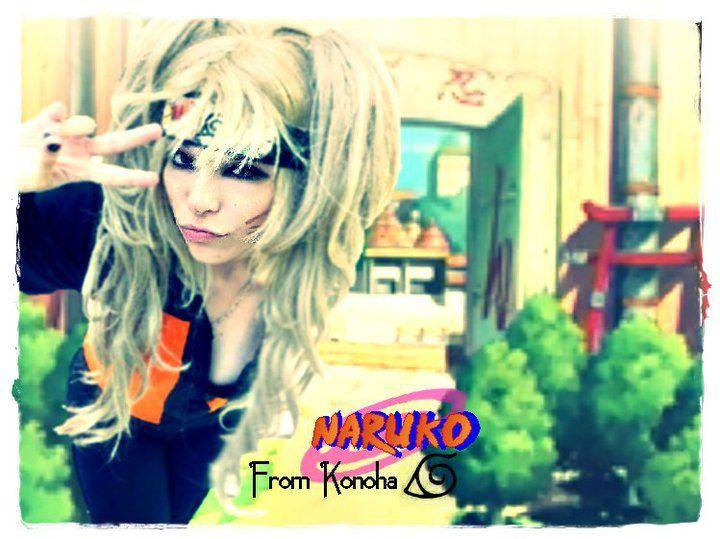 Naruko Cosplay by Nao-Dignity