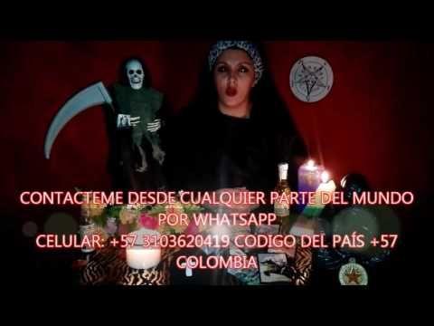 Hechizos de magia negra - Bruja Colombiana