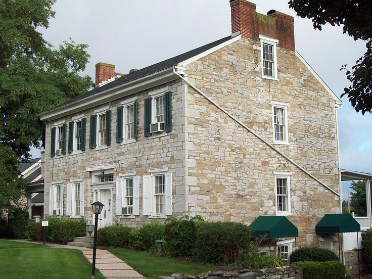 103 best images about historic homes of pennsylvania on Home builders central pa