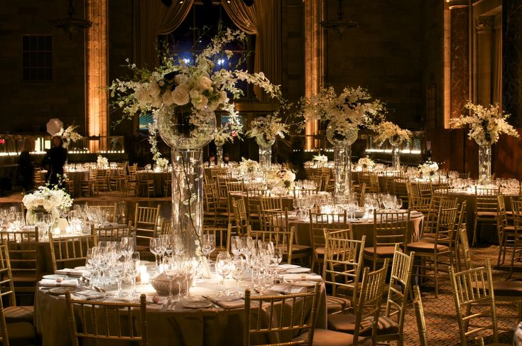 Victorian Inspired Wedding Reception Table Setup