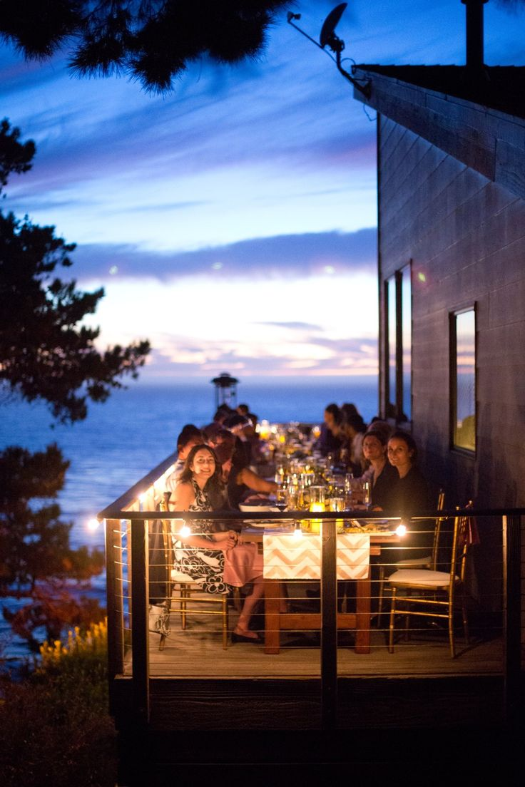 Wind and Sea Big Sur Wedding and event venue