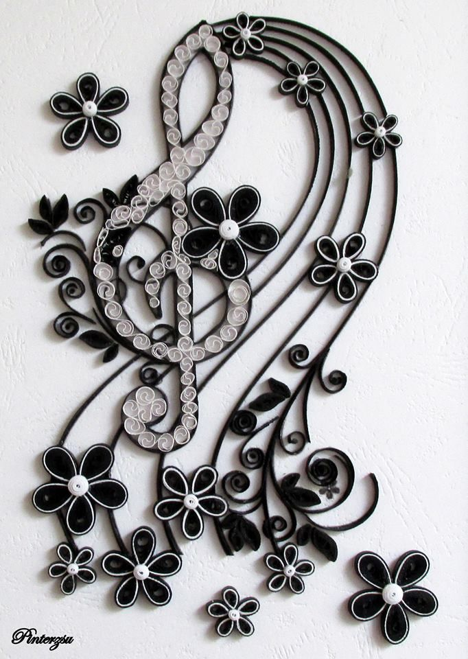 Pintér Zsuzsa – a quilling szerelmese | Judit Kreatív - Kreatív hobbi | decoupage | textil festés | szalvéta technika