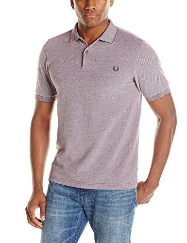 Fred Perry Men's Slim-Fit Plain Polo Shirt  http://www.allmenstyle.com/fred-perry-mens-slim-fit-plain-polo-shirt/