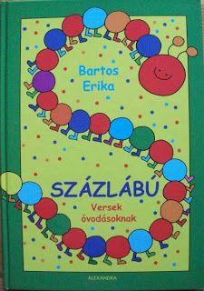 Marci fejlesztő és kreatív oldala: Bartos Erika - Százlábú