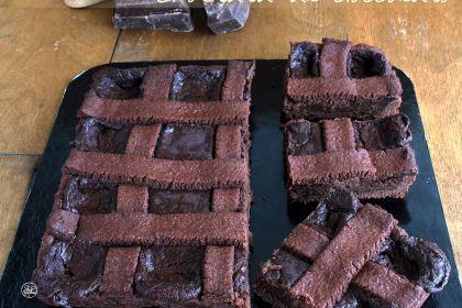 Ricetta Crostata al cioccolato senza glutine