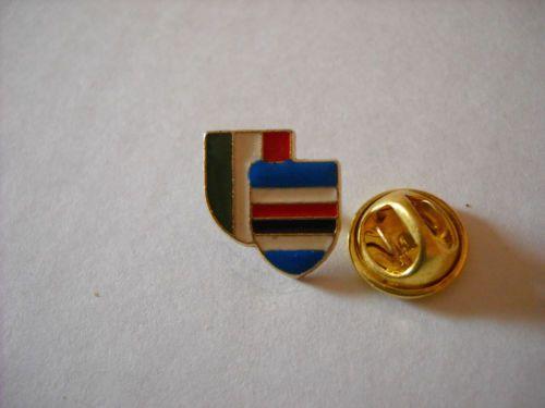 q8 UC SAMPDORIA calcio football soccer spilla pins broche badge italia italy
