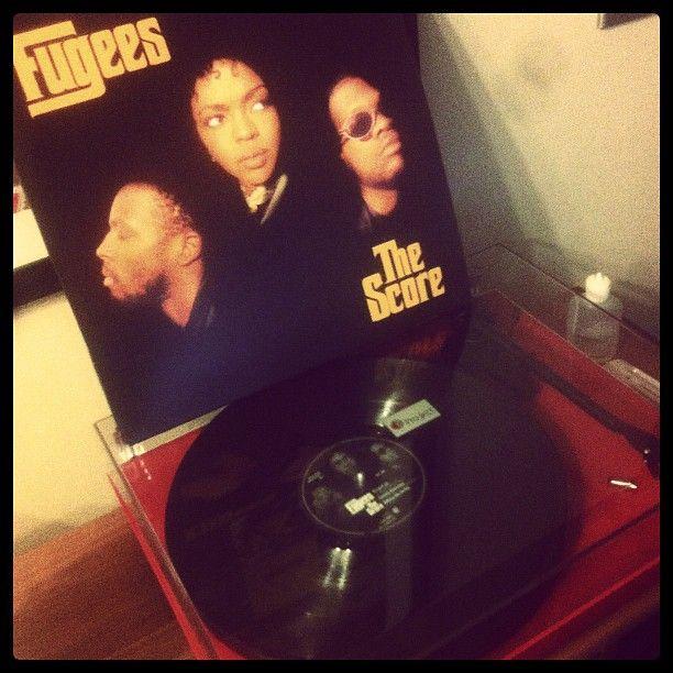 """The Fugees - The Score (1997) / Mención honrosa """"Ready or not"""" http://youtu.be/aIXyKmElvv8"""