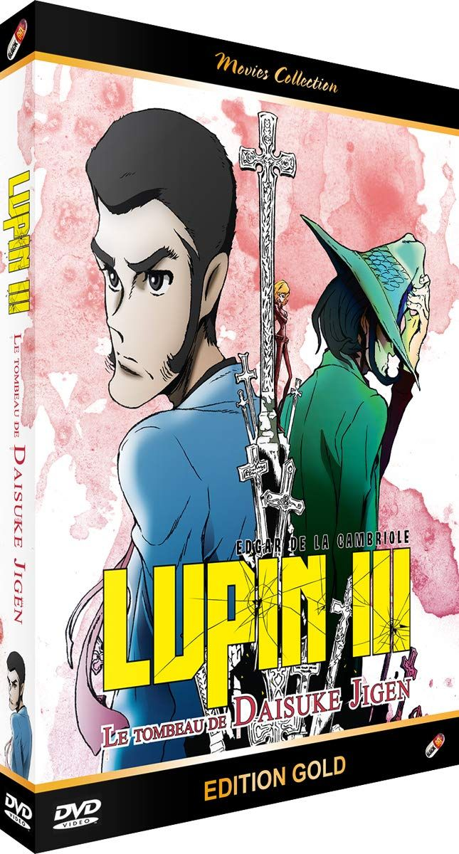 Lupin III Le Tombeau de Daisuke Jigen Edition Gold Le