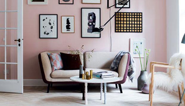 Dit Deense appartement is het droomhuis van ieder meisje