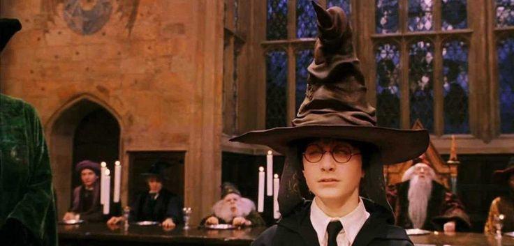Harry Potter - Sind das die Namen der amerikanischen Schulhäuser?
