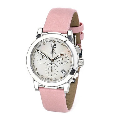 birks chronograph collection for stainless