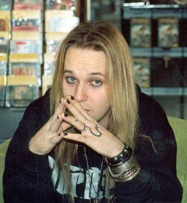 Alexi Laiho ( Children Of Bodom )