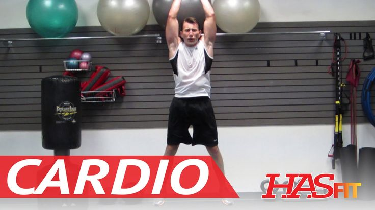 15 Minute Insanity Cardio Workout Exercises - HASfit's Cardiovascular Ex...