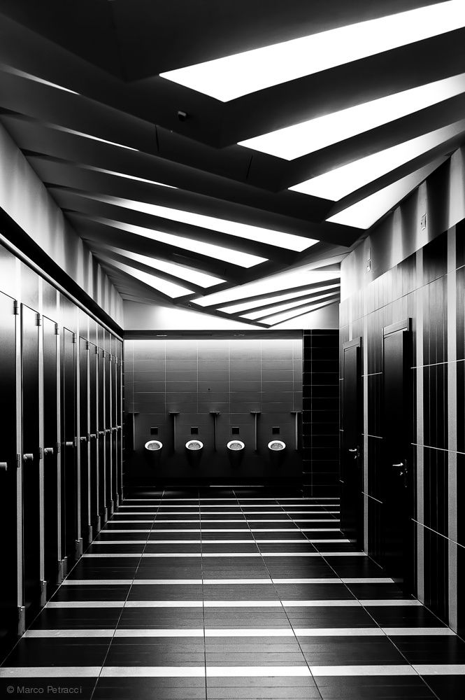1X - B.. T o i l e t | Marco Petracci