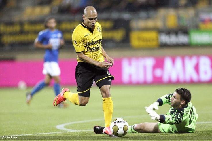 Foto's Roda JC Kerkrade - RKC Waalwijk 8 augustus 2014   Nayib Lagouireh
