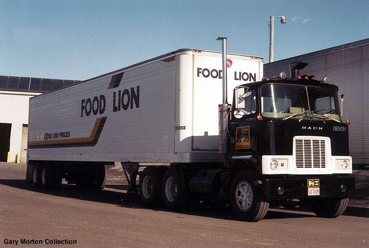 food lion truck