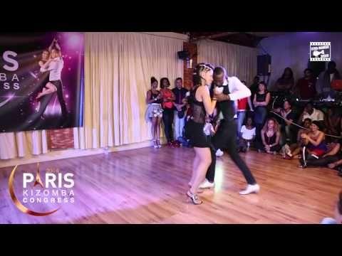 Mister Tecas & Miss Jo - SHOWTIME @ PARIS KIZOMBA FESTIVAL 2014