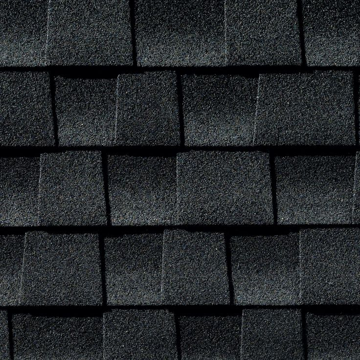 Roofing   Shingles   GAF Lifetime Timberline HD Charcoal At The Home Depot