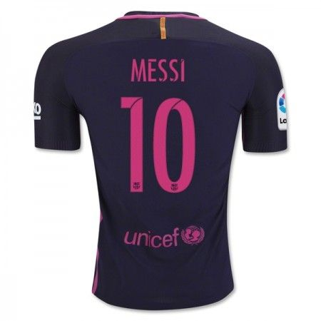 Barcelona 16-17 Lionel #Messi 10 Bortatröja Kortärmad,259,28KR,shirtshopservice@gmail.com