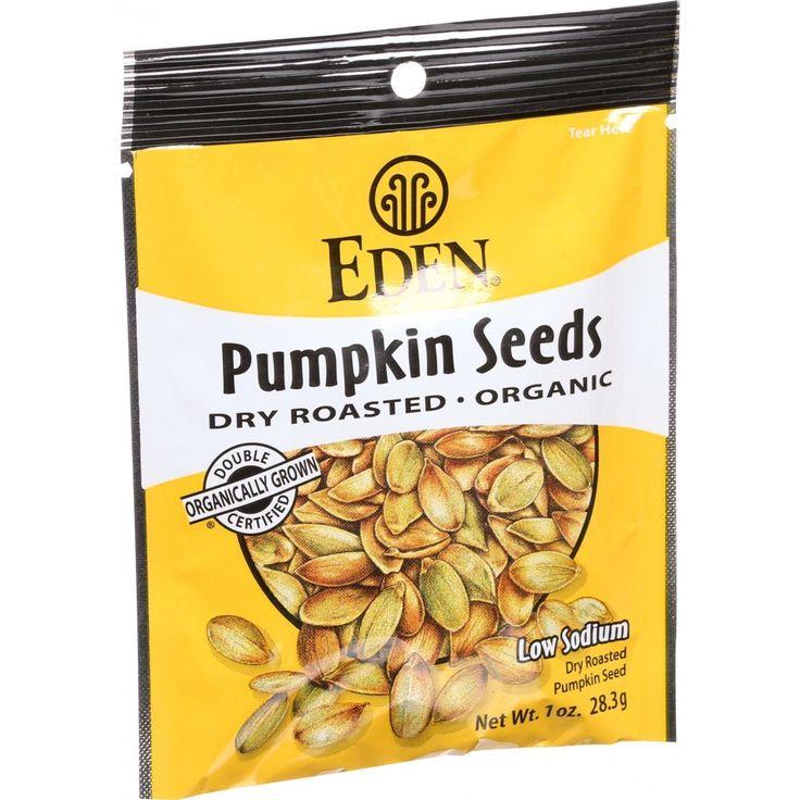 calories in dry roasted pumpkin seeds