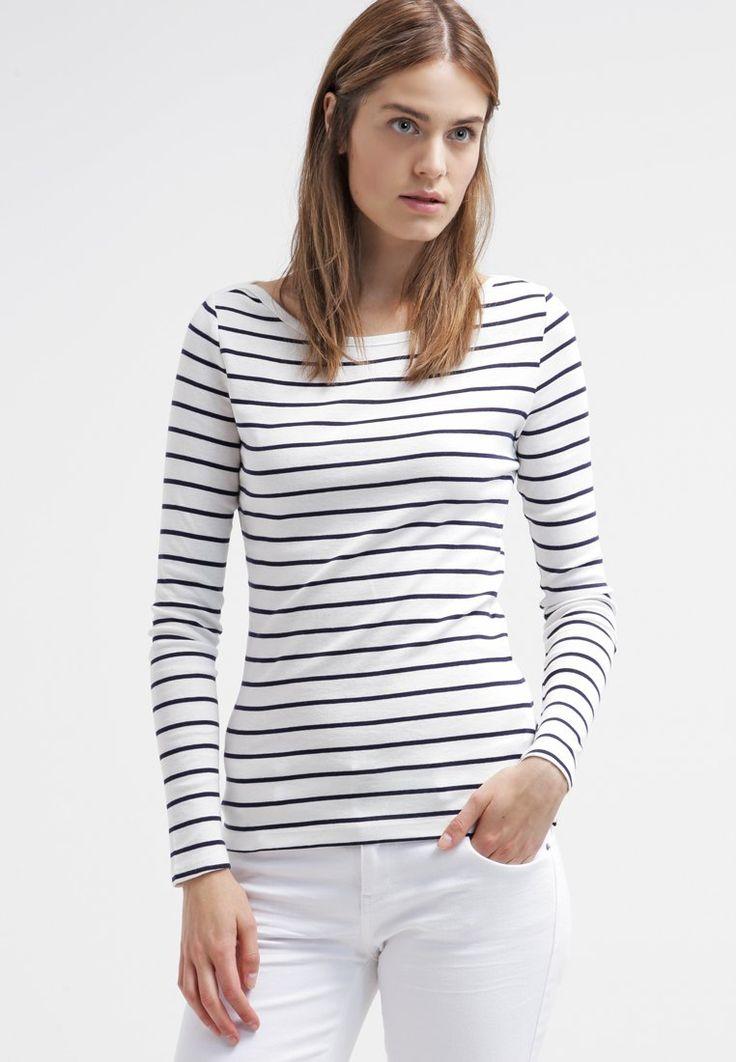 T-shirt à manches longues - off white - Esprit