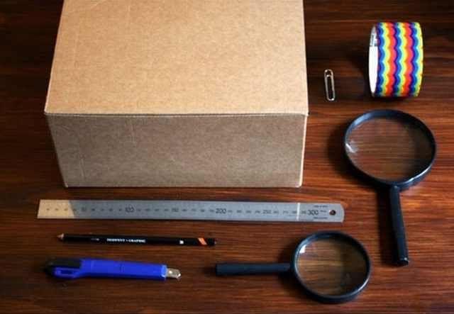 Faça Um Retroprojetor Para Filmes Com o Celular | Ciência eTecnologia - TudoPorEmail