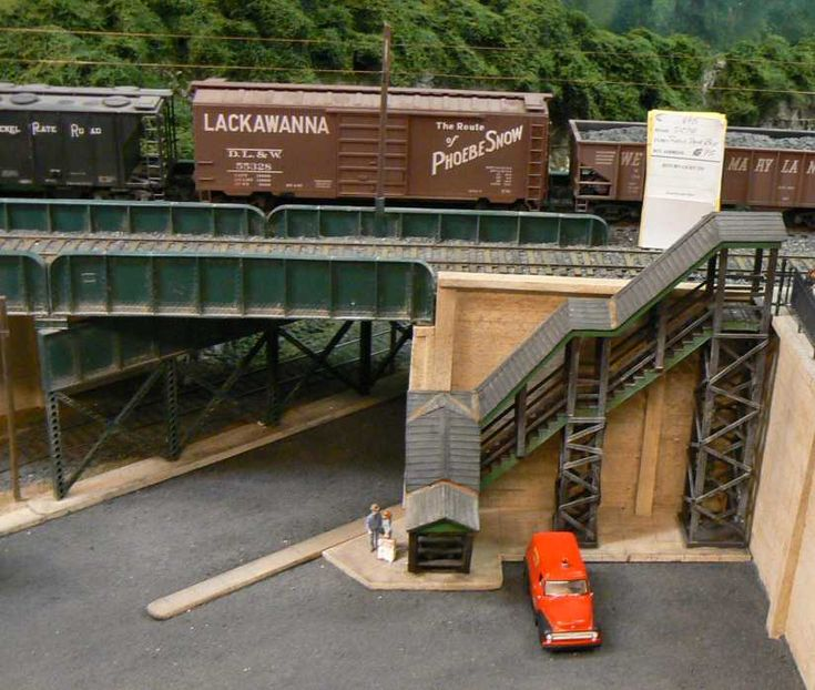 Railroad Line Forums: 1000+ Ideas About Model Railroader On Pinterest