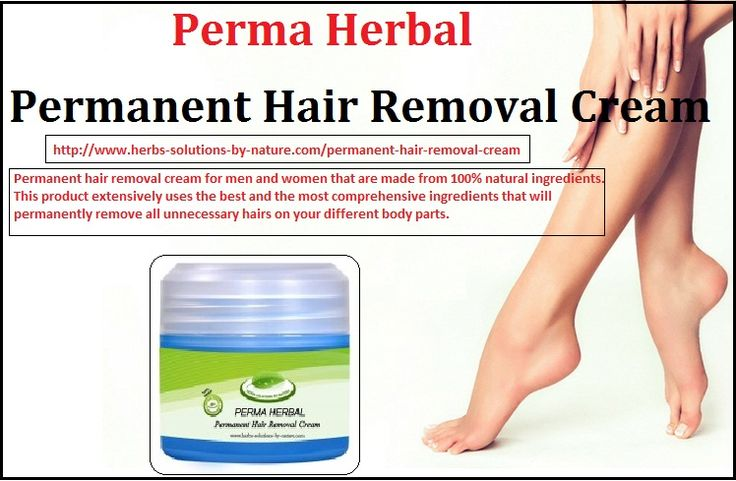 Permanent Hair Removal Cream for Face and Body Hair Removal