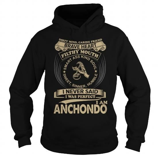 I Love ANCHONDO-the-awesome Shirts & Tees