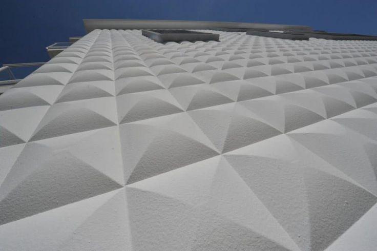 Le Cornici decorative per esterni sono una nuova linea di prodotti che renderà semplice e veloce la riqualificazione e la finitura estetica degli edifici.
