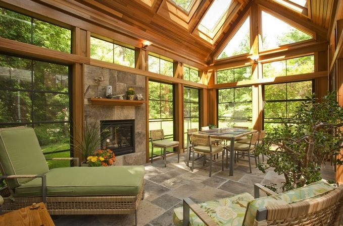 home addition ideas | Room Addition Pictures and Ideas - Sunroom Addition, Page 4
