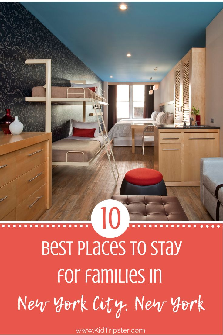 NYC, New York, Top 10 Stays