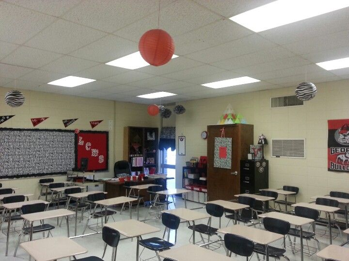 Red Classroom Decor : Best red and black classroom images on pinterest