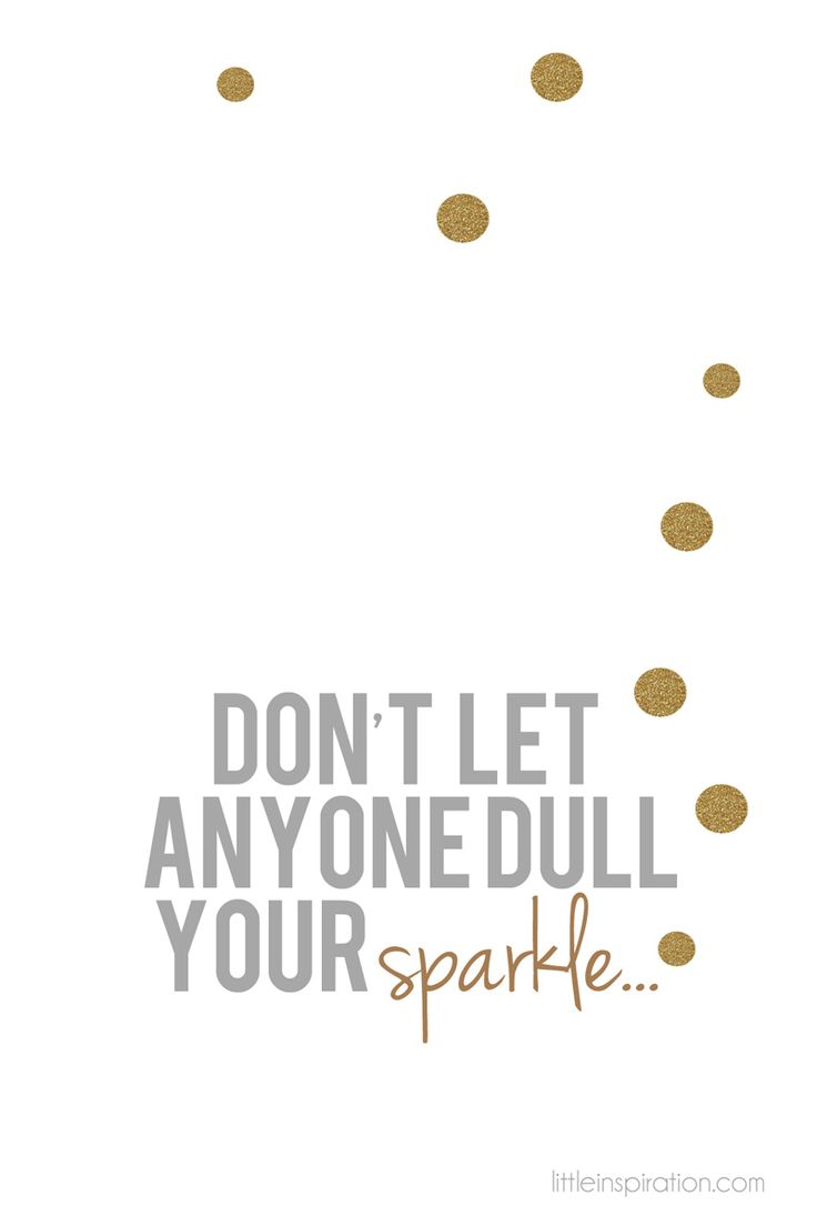 It's so easy to have happen - but please - don't ever let this happen to you! SPARKLE AND SHINE!!!! #enjoythemoments http://ByMeganElizabeth.com