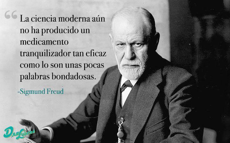 Frases De Freud Psicologia: Frase Sigmund Freud.