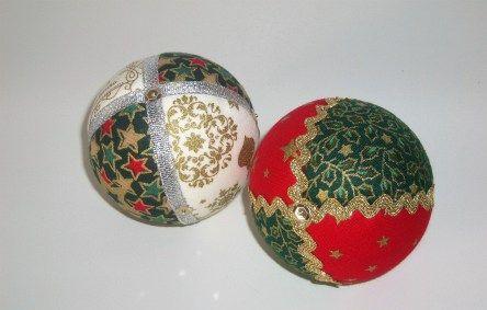 #Conjunto de Bolinhas de Natal